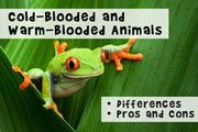 Cold-Blooded and Hot-Blooded Animals