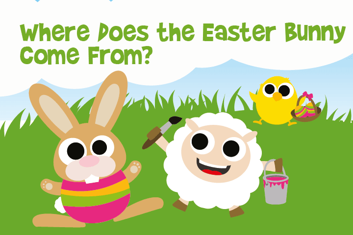 Where Does the Easter Bunny Come From?
